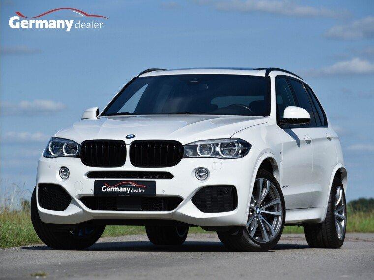 BMW X5 40d xDrive 313pk M-Sport