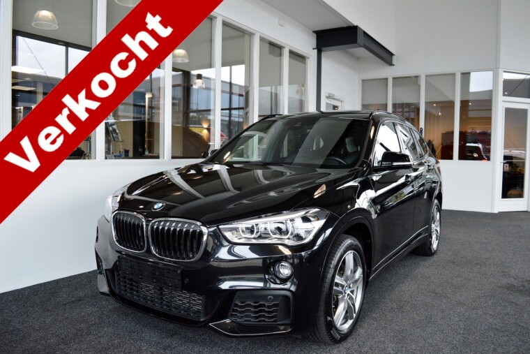 Foto van BMW X1 xDrive 25i M-Sportedition Aut8