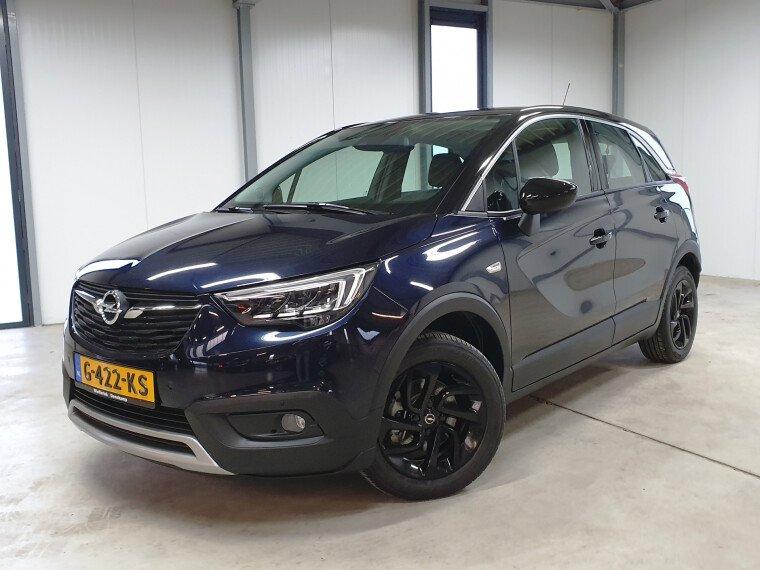 Opel Crossland X 1.2 Turbo 130 pk Innovation Navigatie LED camera winter pakket