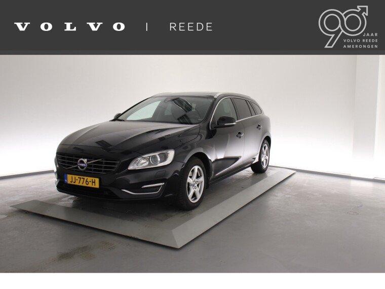 Foto van Volvo V60 D2 Nordic+