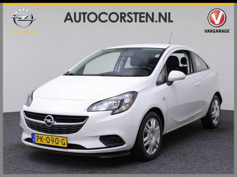 Foto van Opel Corsa T 90pk Airco Cruise Tel Usb Pdc