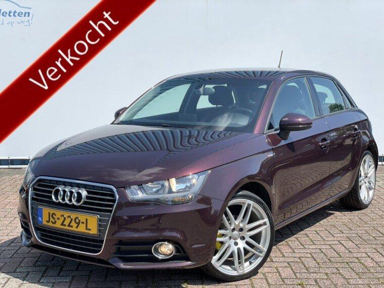 Foto van Audi A1 Sportback 1.6 TDI 140pk, Ambition Pro Line