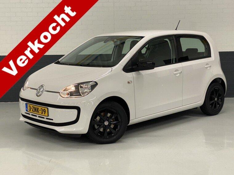 Foto van Volkswagen up! 1.0 move up! BlueMotion wit