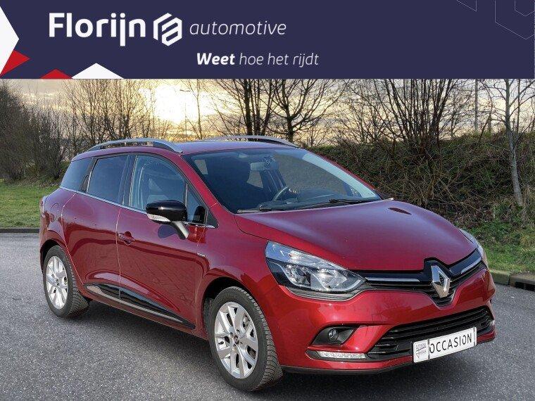 Foto van Renault Clio Estate 0.9 TCe Limited