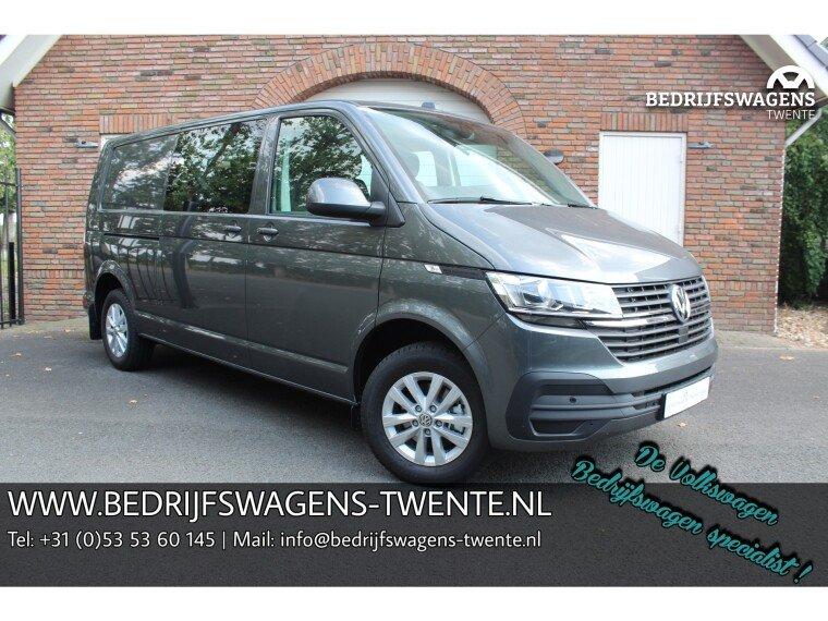 Foto van Volkswagen Transporter T6 .1 NIEUW MODEL 150 pk DSG LWB DUBBELE CABINE