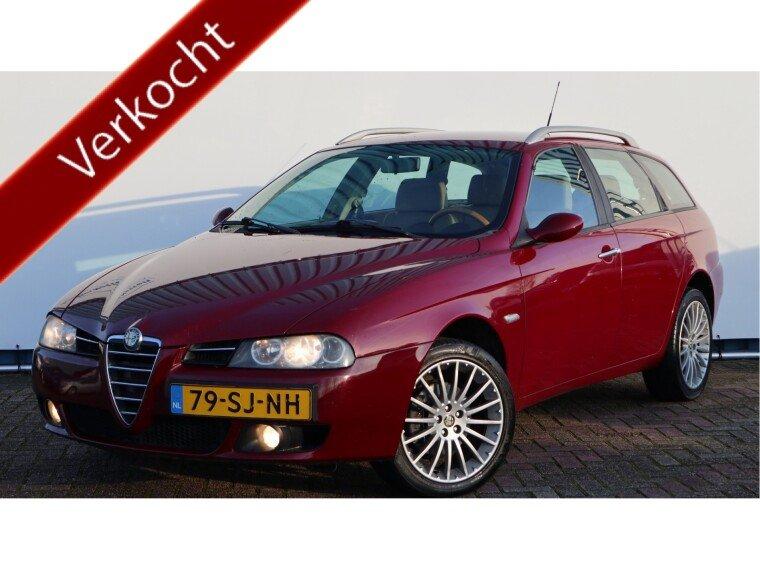 Foto van Alfa Romeo 156 Sportwagon 1.9 JTD 115pk, Distinctive uitv.,