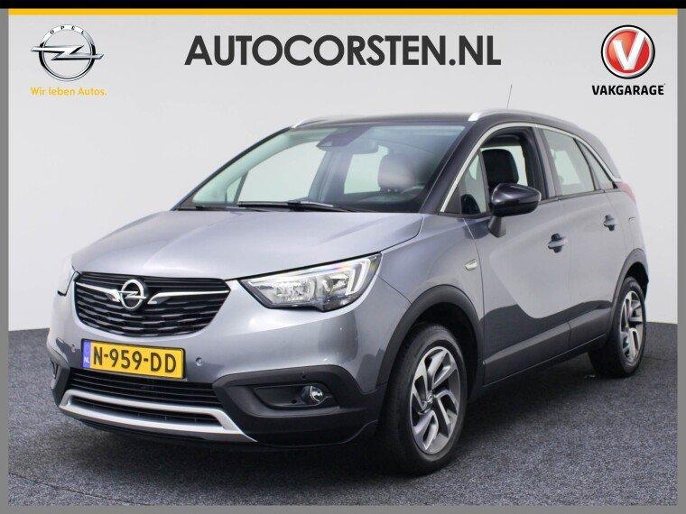 Foto van Opel Crossland 1.2T 111pk