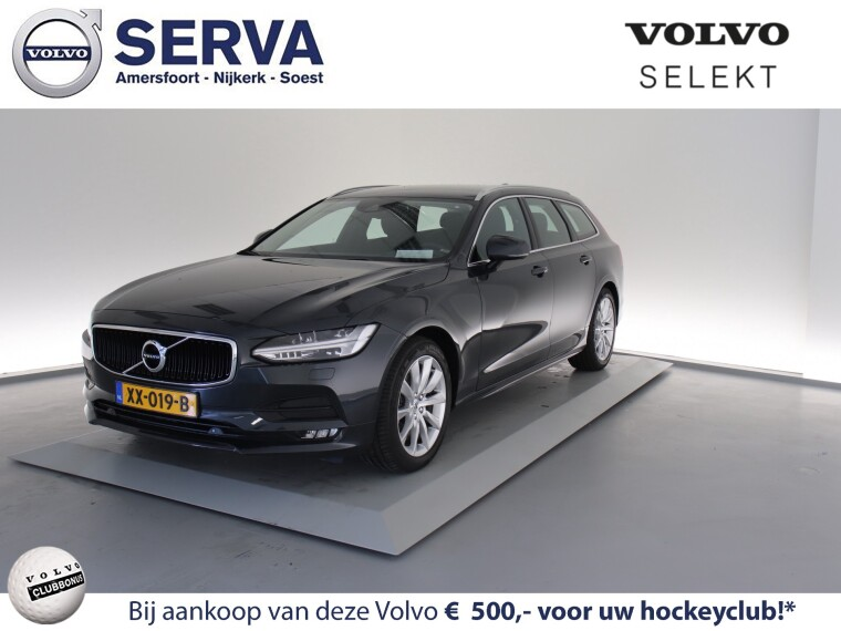 Foto van Volvo V90 T4 Geartronic Polestar Engineered Momentum IntelliSafe Scandinavian