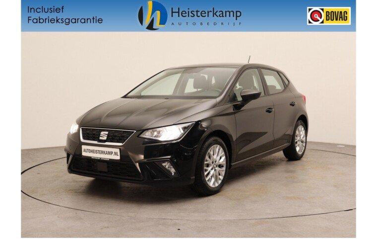 SEAT Ibiza 1.0 TSI 95PK Style Airco, Navi, Pdc, Winterpakket
