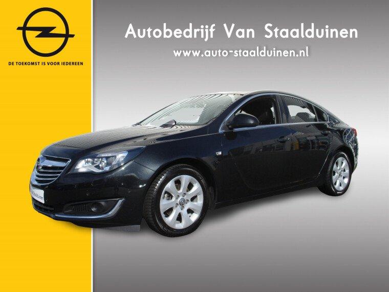 Foto van Opel Insignia 1.4 T EcoFLEX Cosmo