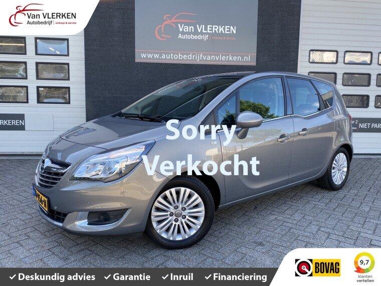 Foto van Opel Meriva 1.4 Turbo PANORAMADAK, NAVIGATIE