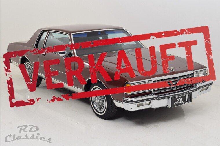 Chevrolet Caprice 2 Doors Coupe