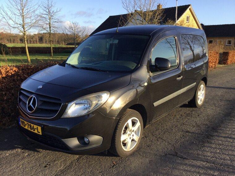 Foto van Mercedes-Benz Citan 108 CDI