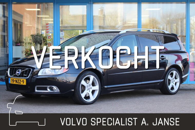 Foto van Volvo V70 2.0T AUT R-Edition