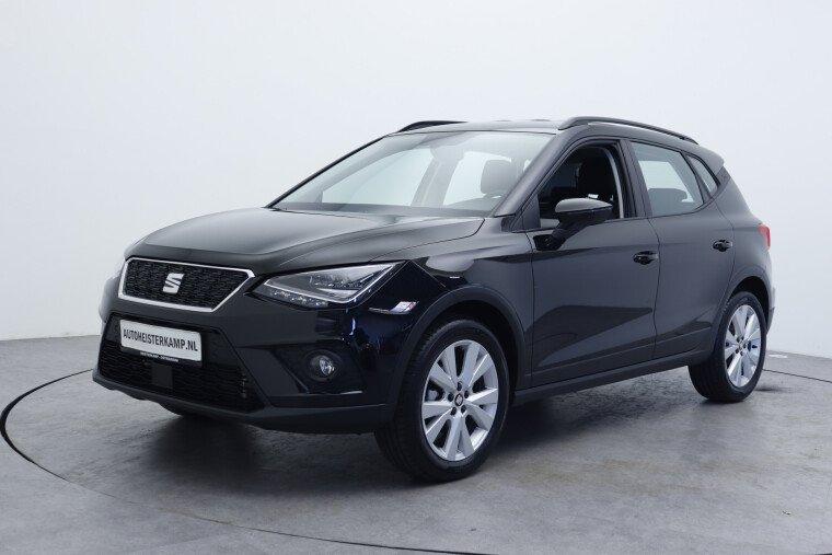 SEAT Arona 1.0 TSI 115PK DSG/AUT Style Full led, Winterpakket, Pdc, Airco, Navi