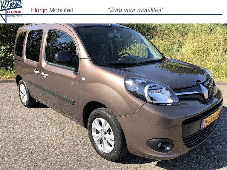 Foto van Renault Kangoo Family 1.2 TCe Limited Start&Stop