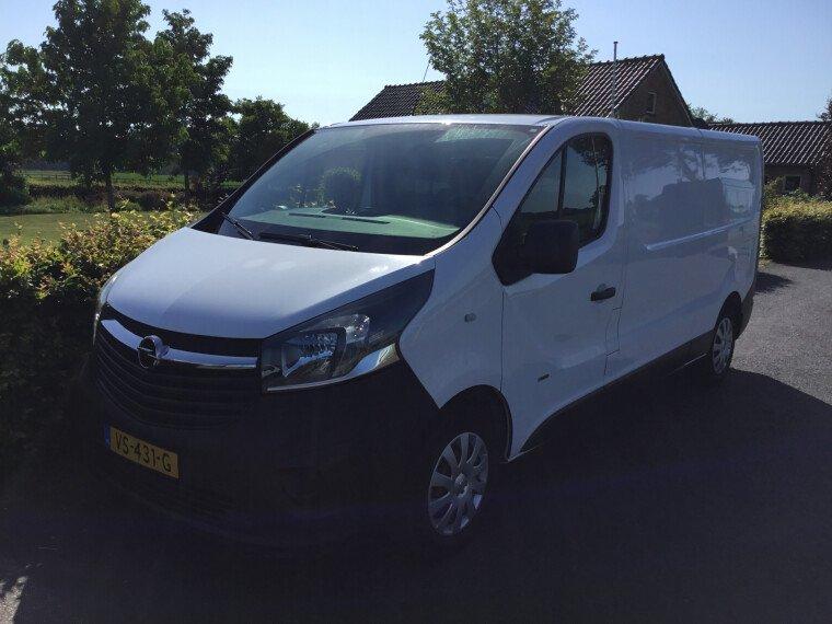 Foto van Opel Vivaro 1.6 CDTI 120 PK L2H1