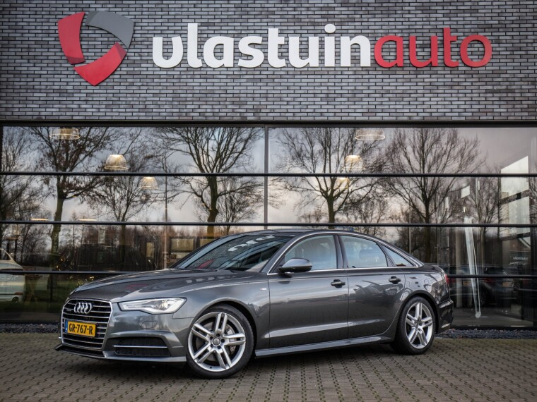 Foto van Audi A6 3.0 V6 TFSI quattro S-Line