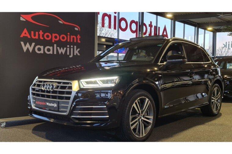 Foto van Audi Q5 2.0TFSi Aut. Quattro 2x S-Line Pro Line Plus